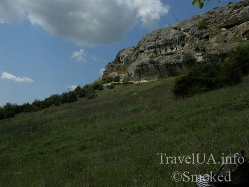 Крым, туризм, Челтер-Мармара, горы, пейзаж