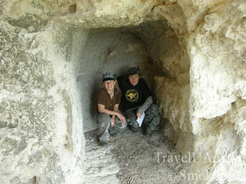 Крым, туризм, Челтер-Мармара, горы, монастырь, пещера