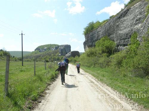 Крым, туризм, дорога