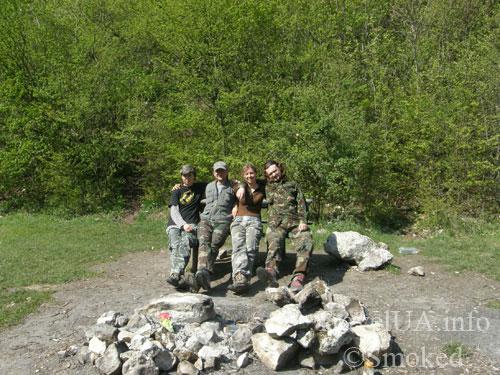 Крым, туризм, группа