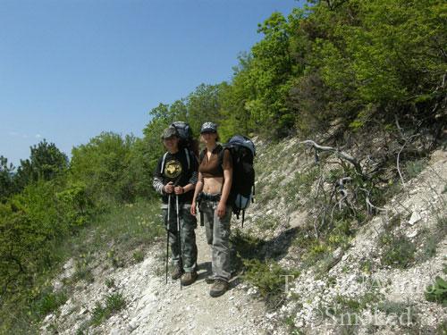 Крым, туризм, Челтер-Мармара, горы