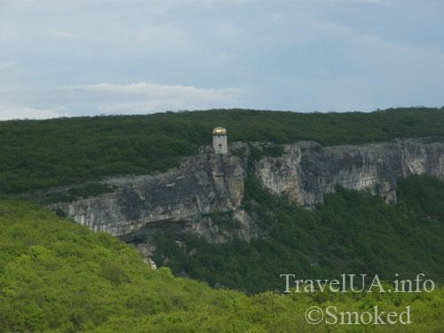 Крым, туризм, Челтер-Мармара, Шулдан, монастырь