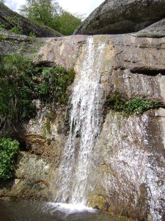 22- Во всей красе наш водопад!
