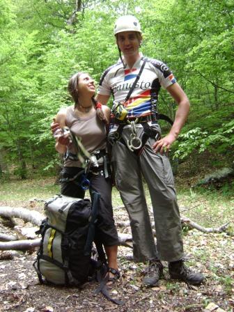 31- Хоть Алиска Вовке по плечо, этой паре скалы нипочём!