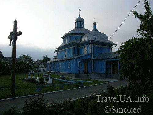 Дубно, церковь, Юрьевская церковь
