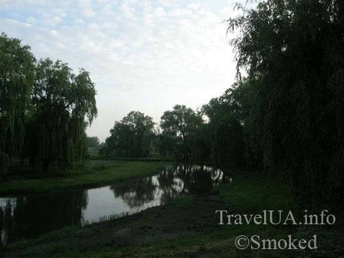 Дубно, Иква, пейзаж