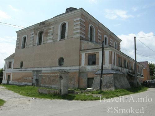 Дубно, синагога