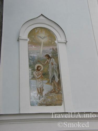 Тригорье, монастырь