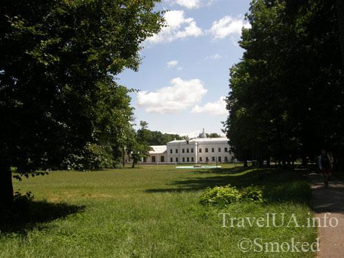 Андрушевка, дворец, Терещенко