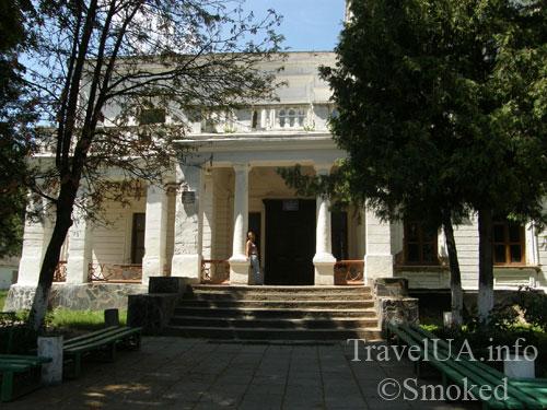 Андрушевка, дворец, Терещенко, штаб Буденного