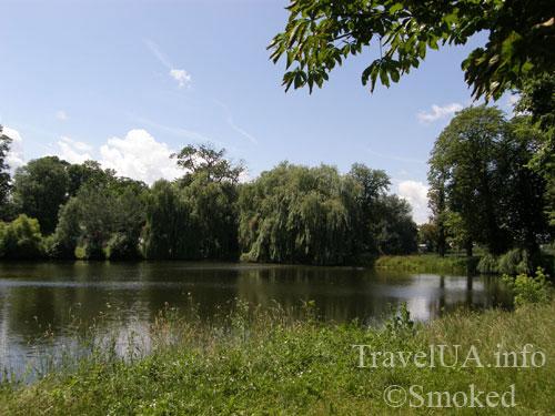 Андрушевка, дворец, Терещенко, пейзаж