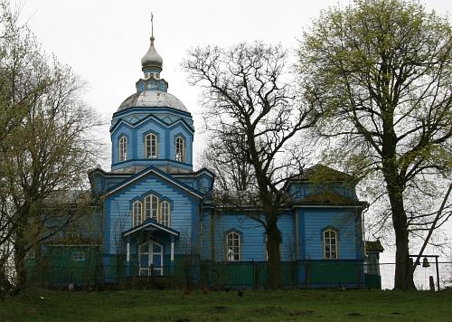 Старая Котельня, Котельница, церковь