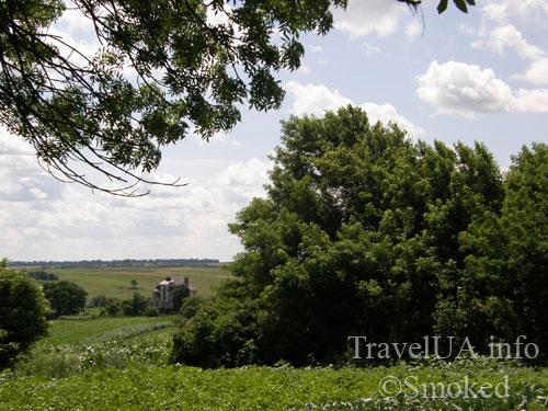 Старая Котельня, Котельница, пейзаж