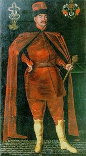 Януш Тышкевич, история, Бердичев
