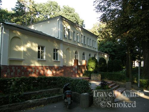 дворец,  Щербатова, Немиров, история, санаторий