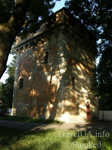 Немиров, история, дворец, Щербатова, санаторий