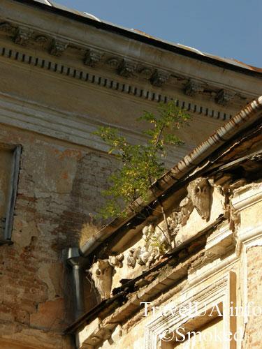 Вороновица, дворец, Грохольский, Можайский, колыбель авиации, история