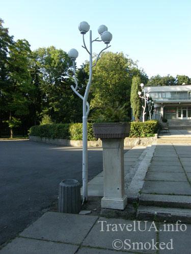 Немиров, история, дворец, Щербатова, санаторий, фонарь