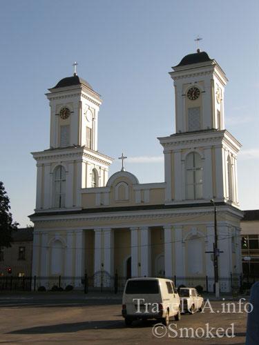 Немиров, история, костел