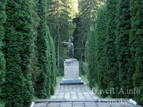 Немиров, история, дворец, Щербатова, санаторий, парк, памятник Ленину