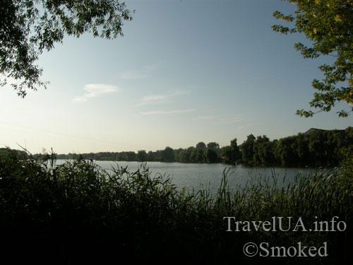 Немиров, история, пейзаж, озеро