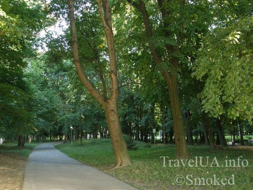 Немиров, история, дворец, Щербатова, санаторий, парк
