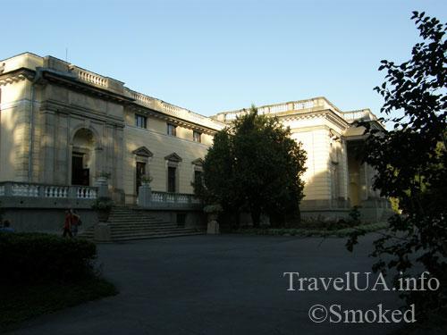 дворец,  Щербатова, Немиров, история