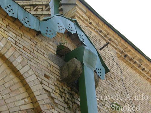 церковь Покрова Пресвятой Богородицы, Пархомовка, Рерих, мозаика, Голубев
