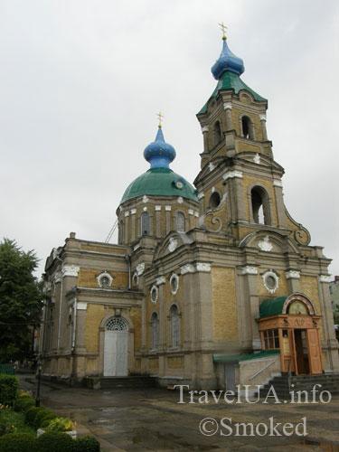 Николаевская церковь, Бердичев