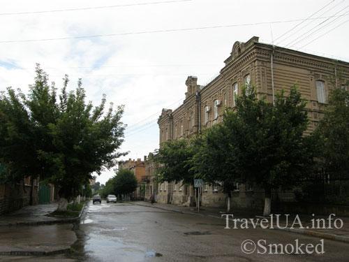 Бердичев, дом, старый город