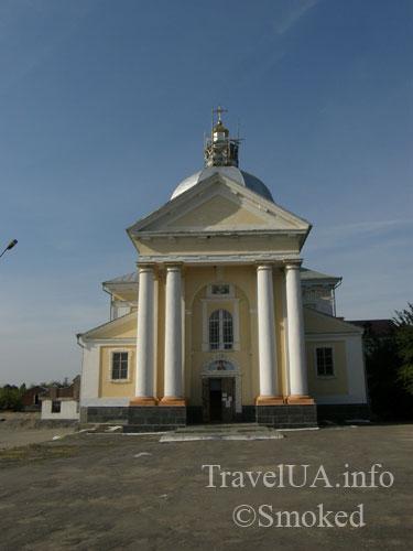 Шаргород, церковь, Николаевский собор, Николаевский монастырь