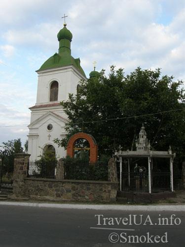 Молдова, Сороки, церковь, колодец