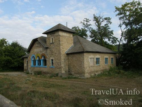 Молдова, Косэуць, школа