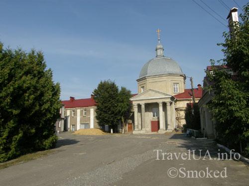 Шаргород, церковь, Николаевский монастырь
