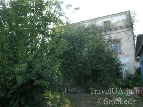 Шаргород, дворец