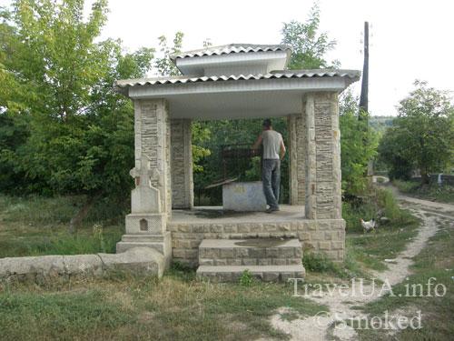 Молдова, Косэуць, колодец