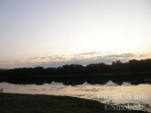 Молдова, Сороки, Днестр, пейзаж