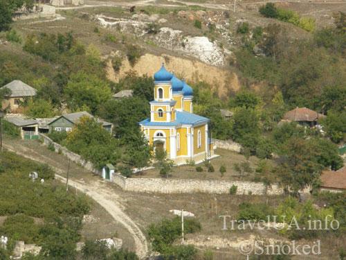 Орхей, Оргеев, церковь
