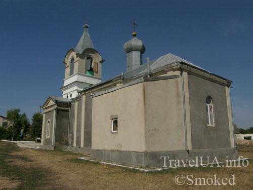 Ципово, монастырь, верхний монастырь, церковь