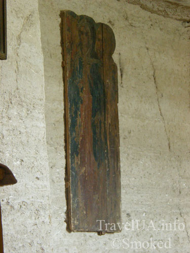Ципово, монастырь, нижний монастырь, скальный монастырь, пещерный монастырь, церковь, икона