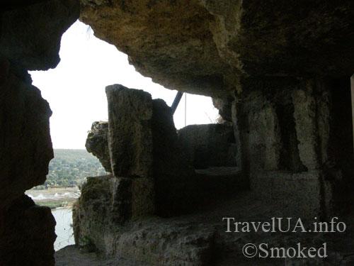 Ципово, могила Орфея, монастырь, нижний монастырь, скальный монастырь, пещерный монастырь, келья