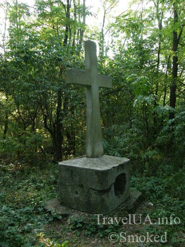 Молдова, Рудь, крест, Турецкая тарелка, крепость