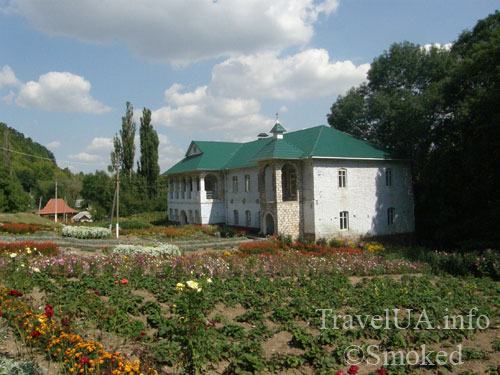 Молдова, Рудь, монастырь, корпус