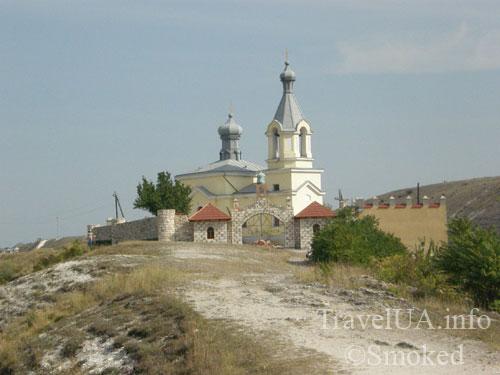 Орхей, Оргеев, монастырь