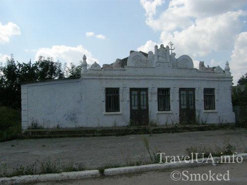 Молдова, Рудь, старый дом