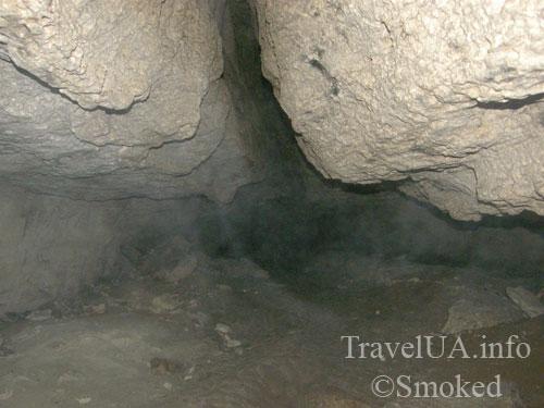Молдова, Рудь, пещера