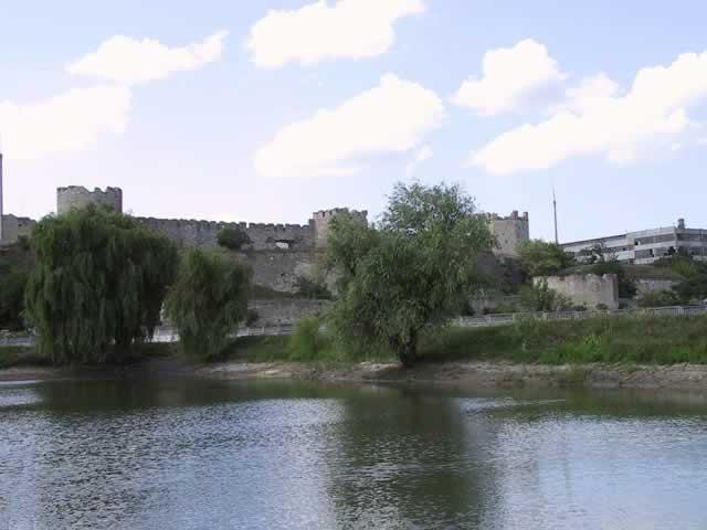 Приднестровье, ПМР, Тигина, Бендеры, крепость