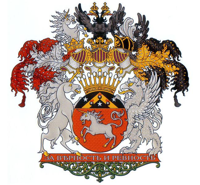 Герб Шуваловых, герб