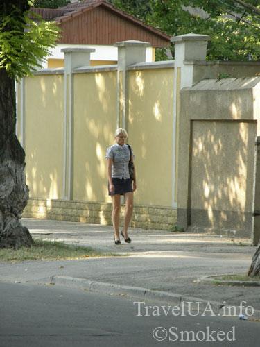 Молдова, Кишинев, ноги, девушки