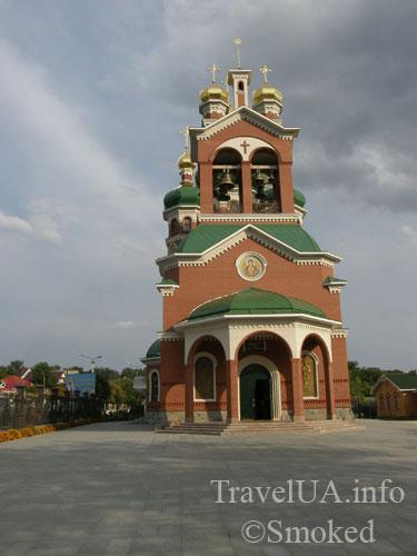 Тальное, Тальне, Черкасская область, церковь